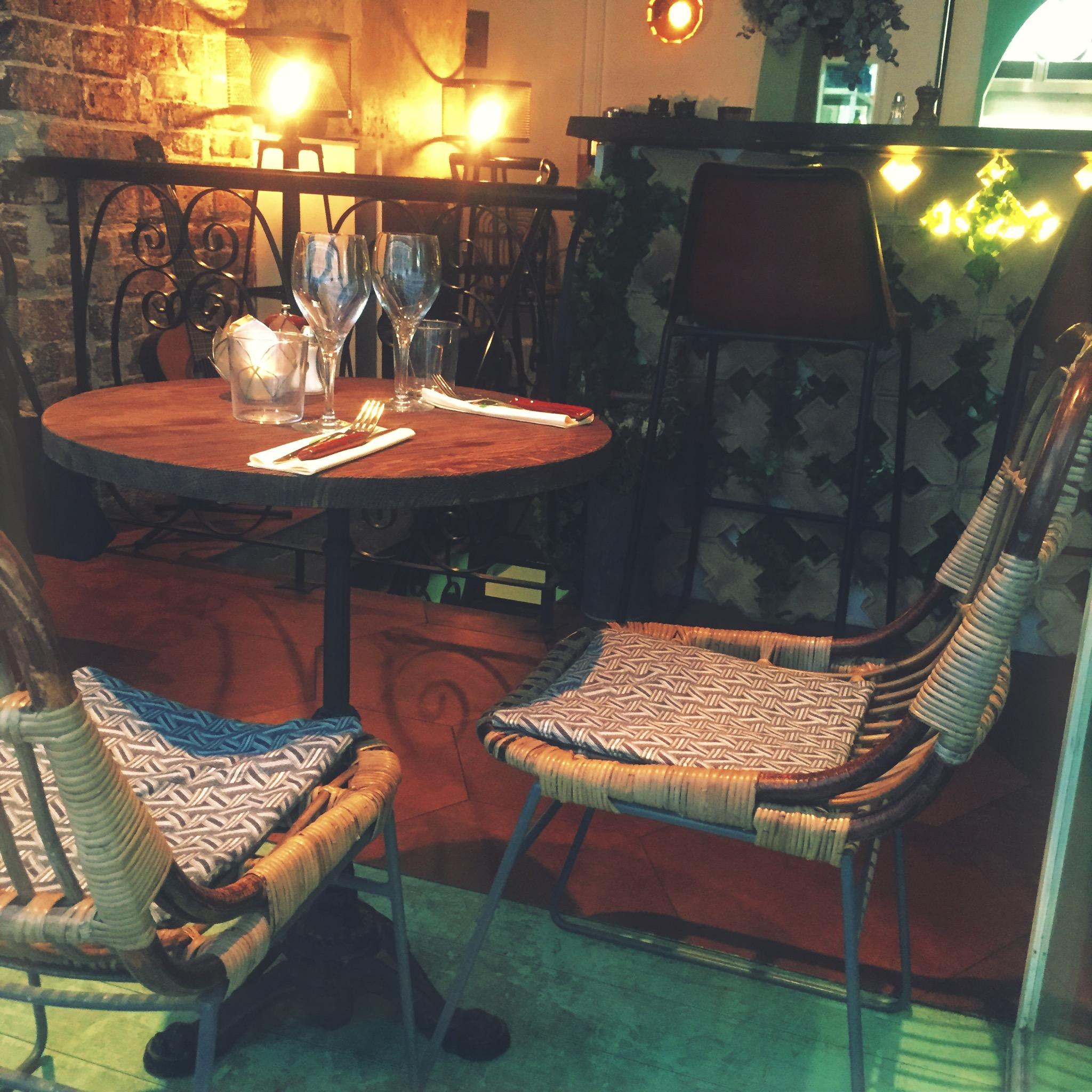 coup de food 1 la cicciolina les allumettes by olivia. Black Bedroom Furniture Sets. Home Design Ideas